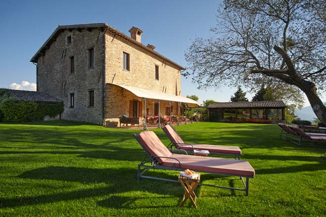 Locanda del Gallo - Garden and SPA